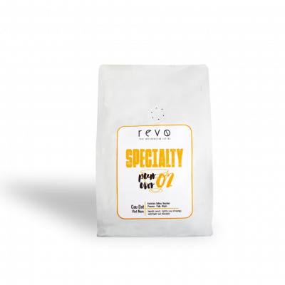 REVO  Specialty 02 (Yellow Bourbon)